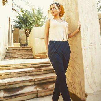 Сара Окс: «Шишки я набивала самостоятельно…»