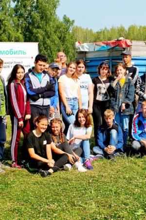 В ходе акции «Вода России» уже собрано более 17 000 мешков мусора