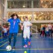 Юноша с синдромом Дауна станет флагоносцем на полуфинальном матче Чемпионата мира по футболу FIFA 2018