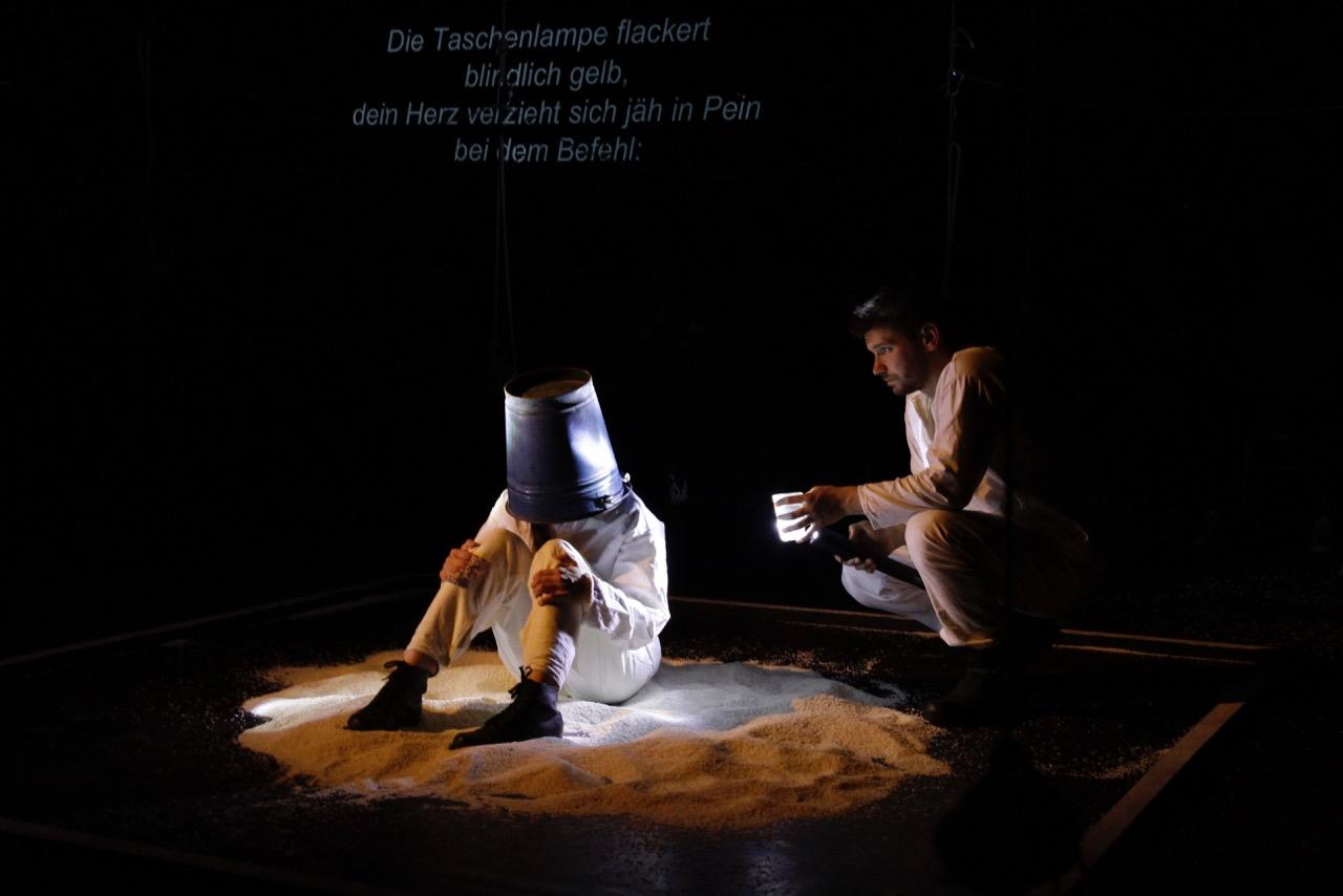 Московская премьера спектакля по пьесе Елены Греминой «67/871» в Театре.doc