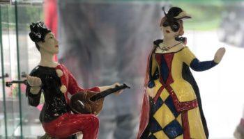 Состоялось торжественное открытие «Конаковского фаянса»