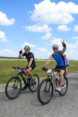 Измеряем добро километрами: «Благотворительная Велосотня — 2018» промчалась по Суздальской земле