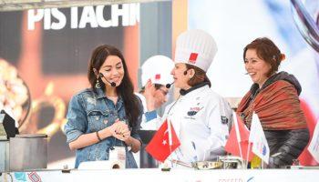 На Фестивале Турции накормят свыше 150000 гостей турецкими национальными блюдами