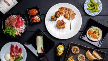 Новые сеты в ресторане высокой японской кухни «Макото»