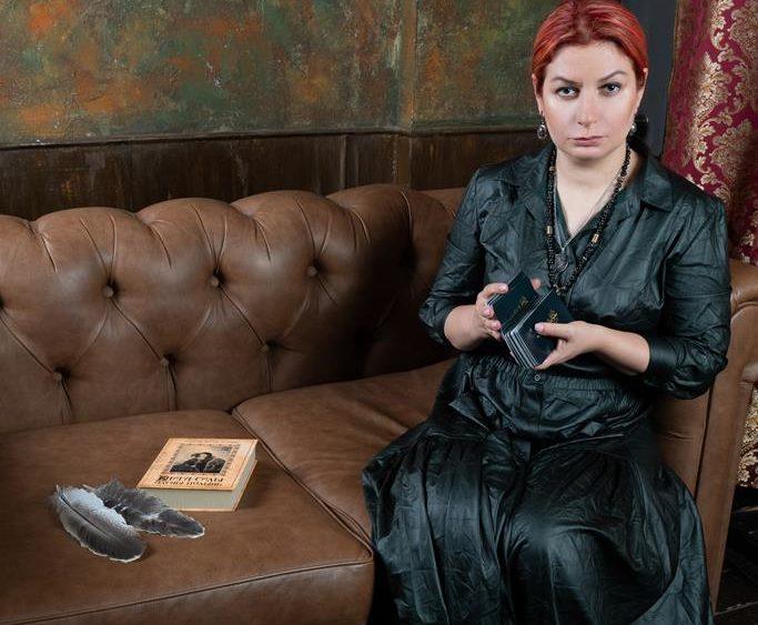 Алена Полынь — легенда современности