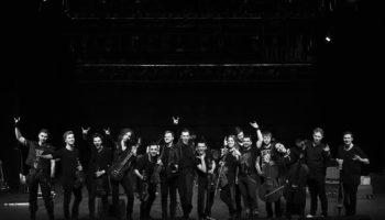 Фонд Бельканто представляет: «Симфонические рок-хиты на Москве-реке»