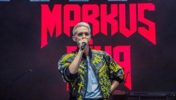 Маркус Рива открыл шоу всемирно известной поп-дивы Риты Оры
