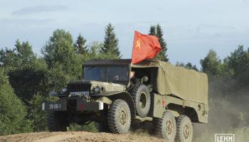 5-ый Международный военно-патриотический слет «Моторы войны»