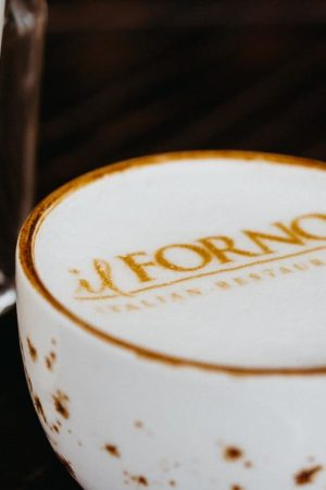 Il Forno Group: Твое селфи на кофе