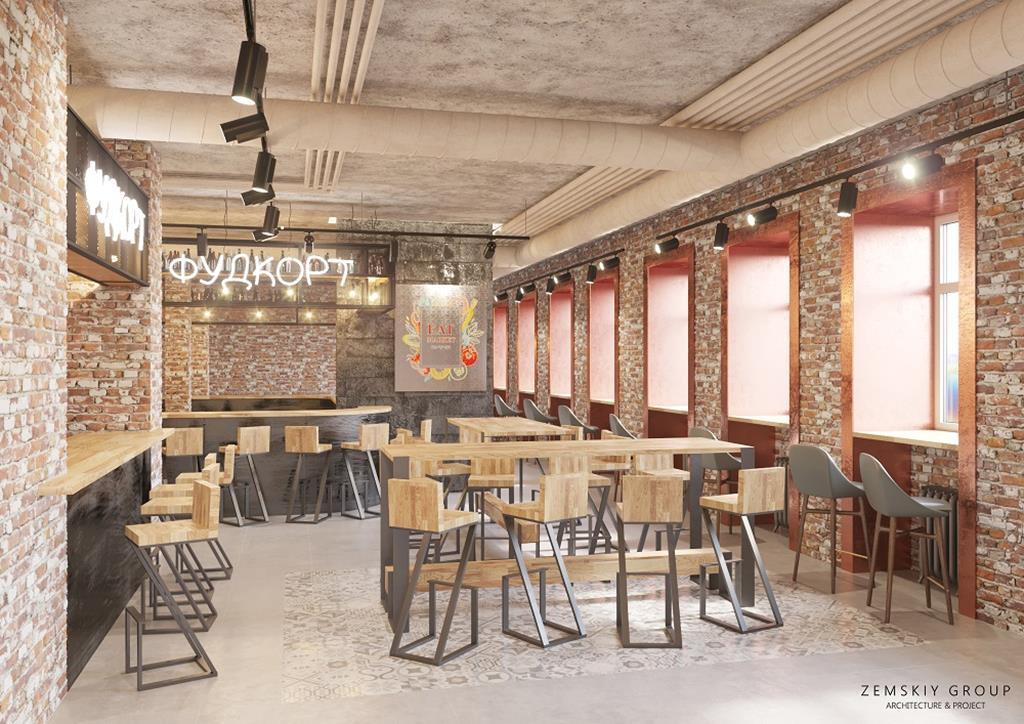 В Москве появится новое гастрономическое пространство Eat Market