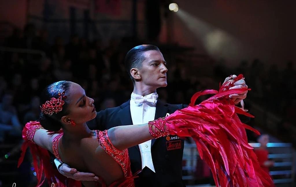 28-30 сентября состоится международный турнир по бальным танцам «Осенняя Москва»