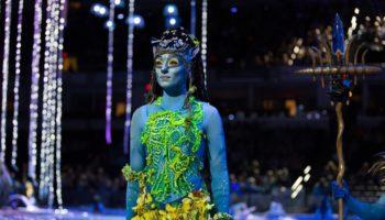 «ТОРУК – Первый полет», шоу Cirque du Soleil
