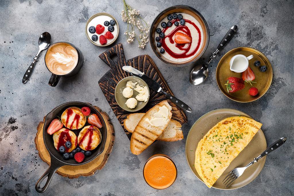Правильный завтрак в FORNETTO – залог отличного дня!