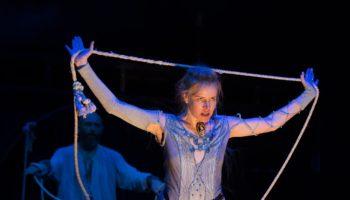 Дарья Цыпляева: «Я не поехала в Голливуд, а осталась в «Театре луны»