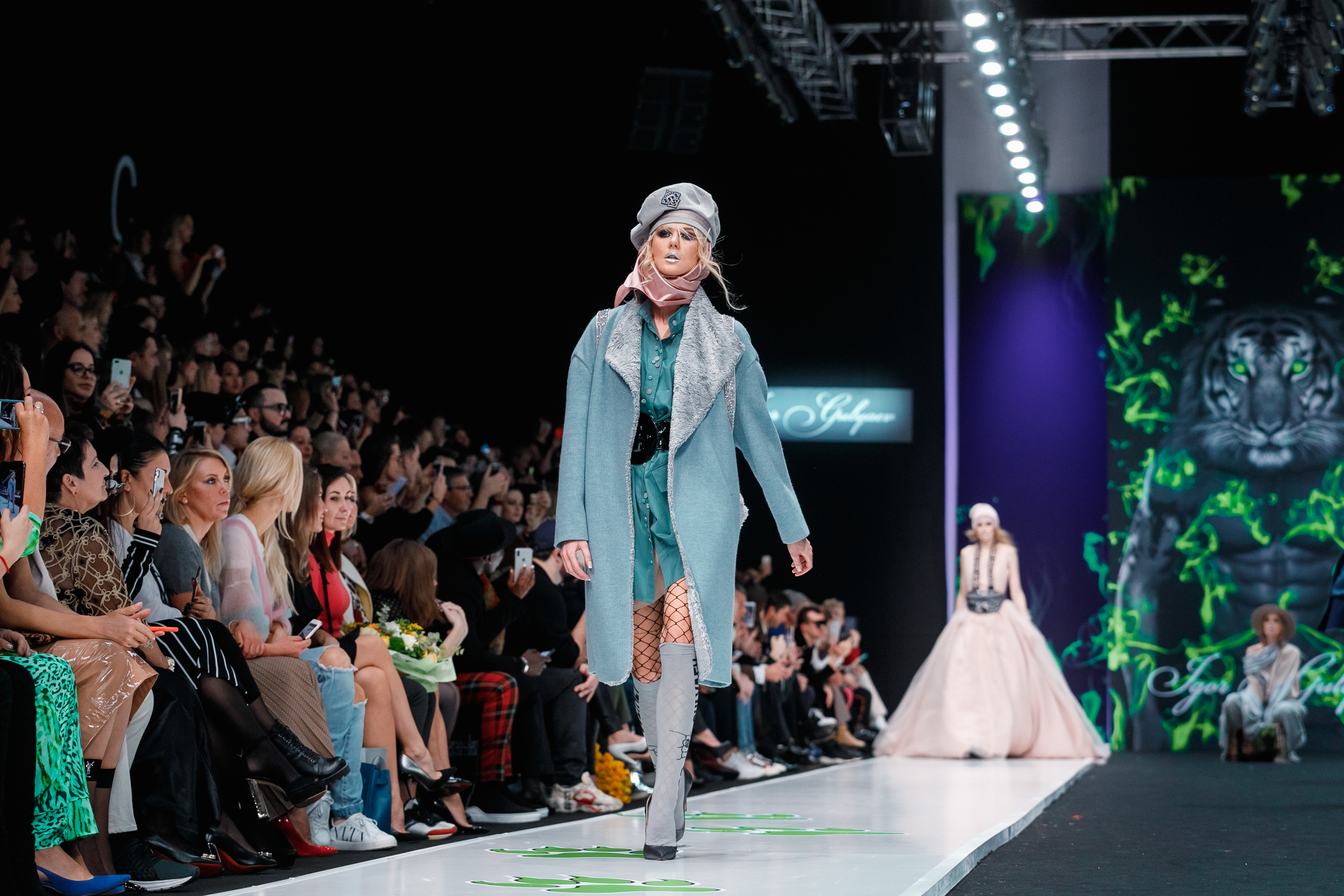 37-й сезон Mercedes-Benz Fashion Week Russia состоялся