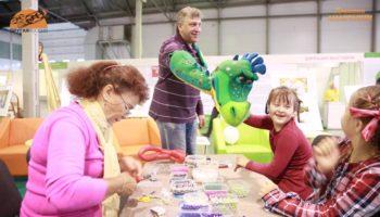 Дети с синдромом Дауна на выставке Craft Master «ART» покажут мыло ручной работы