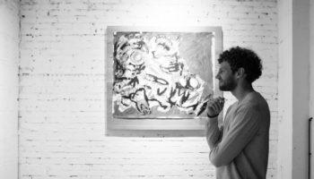 Preview первой в России выставки работ Маттейса Шольтена