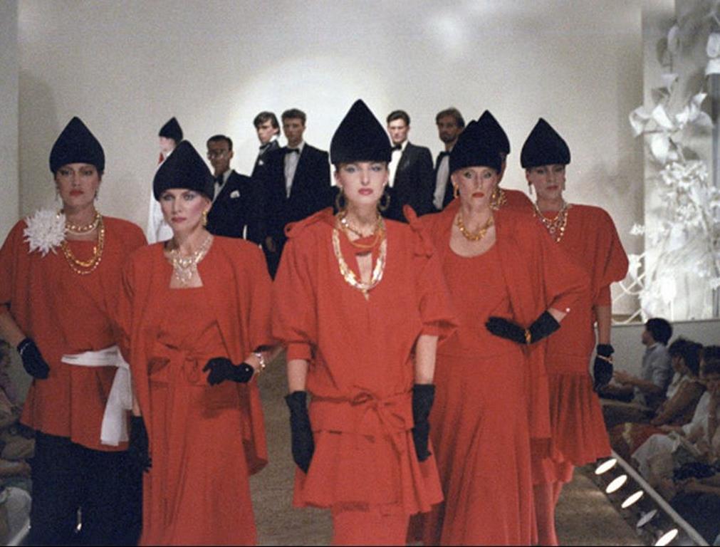 Выставка «Гламур 80-х» Александра Васильева откроется на ВДНХ