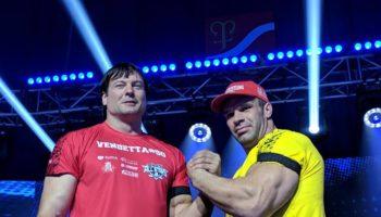 3_Девон Ларратт и Денис Цыпленков_ пресс-конференция