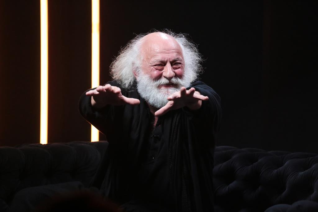 """Вячеслав Полунин Олегу Меньшикову: """"Я собираю оболтусов, которые счастливы"""""""