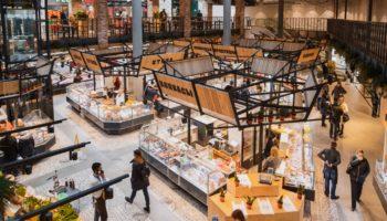 Как выглядит Братиславский рынок после реконструкции?