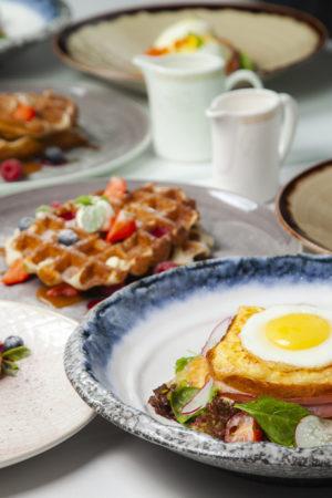 Завтраки в ресторане современной русской кухни «Коперник»