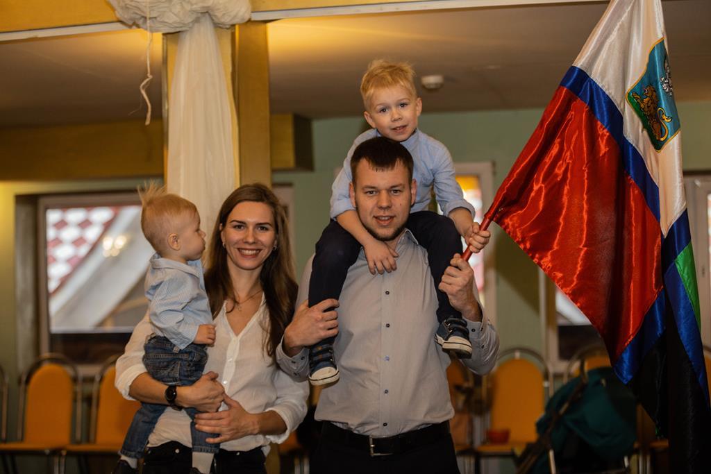 Лидеров фестиваля «ГТО всей семьей» наградили в Москве