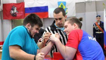 Воспитание патриотизма через армрестлинг – в Хорошевском районе прошел X турнир на кубок героя России Сергея Громова