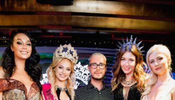 Мисс Монако вручила корону победительнице конкурса красоты в Дубае