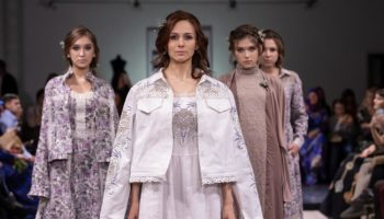 Russia. Modest Fashion Week