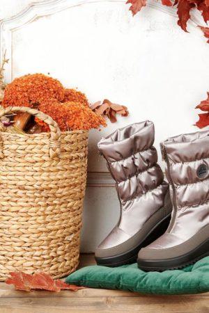 Новогодние подарки: обувь Skandia