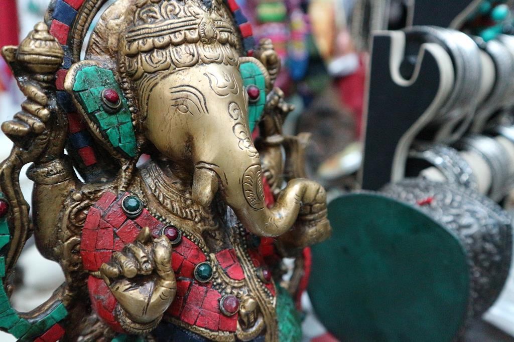 В центре Москвы развернется настоящая индийская ярмарка — «Delhi базар»!