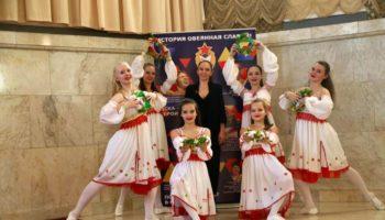 Студия эстрадного танца «МЫ!» Центра культуры «Хорошевский» приняла участие в «Командирские старты — 2018»