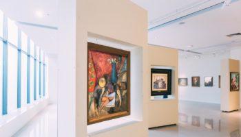 Более 25 тысяч зрителей побывали на выставке «Роберт Фальк. Грани творчества»