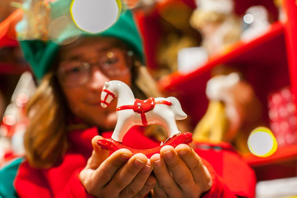 Лучший рождественский магазин в Москве