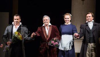 Гастрольную жизнь Малого театра покажут на фотовыставке в «Шереметьево»