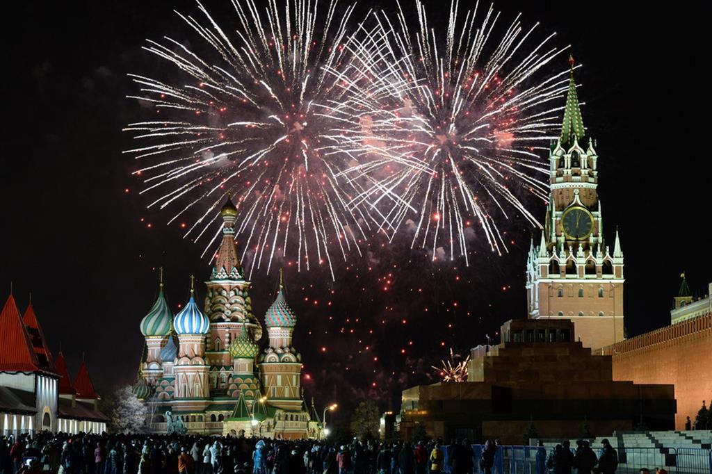 Новый год на свежем воздухе: гуляем всю ночь!