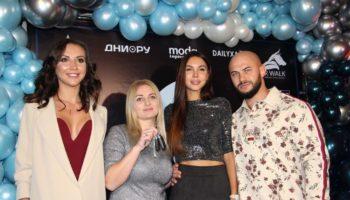 Джиган и Оксана Самойлова поздравили победителя конкурса