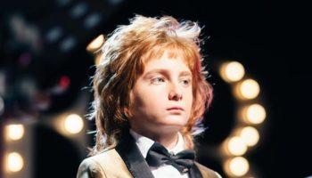 «Лучшая девочка» — по мнению призера международных конкурсов, юного музыканта Артура Райниса