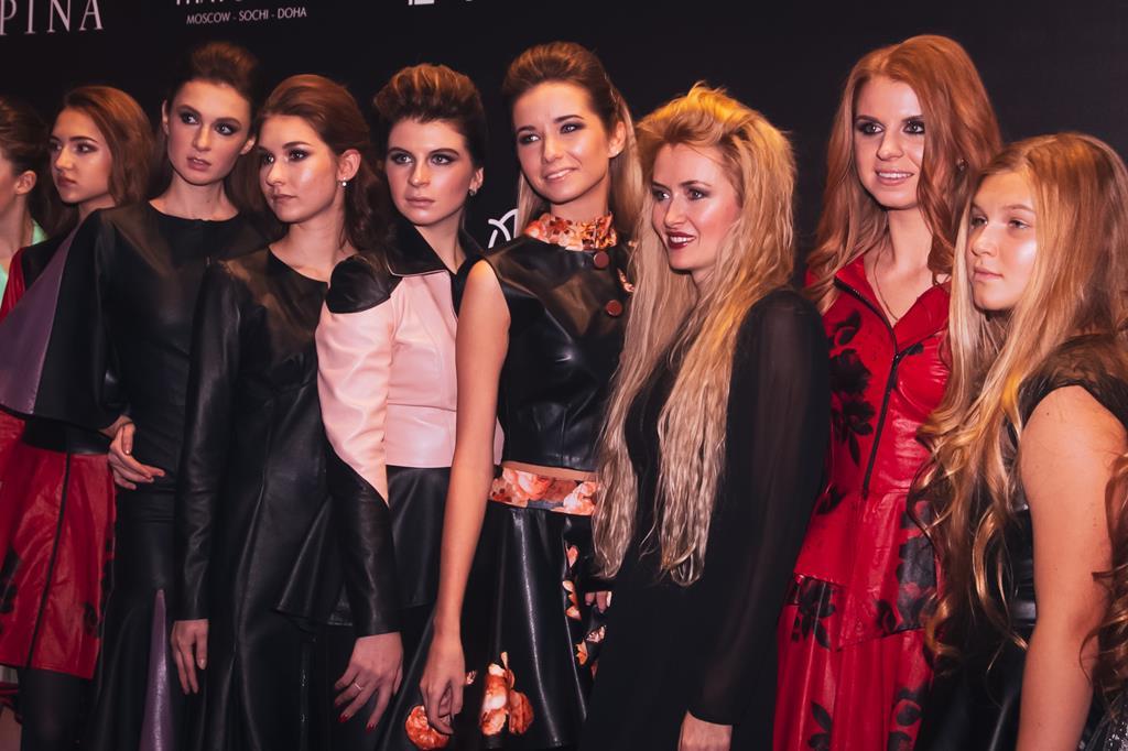 Представлена коллекция эксклюзивной одежды ELEONORA AMOSOVA