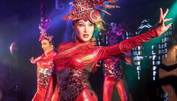 В Москве состоялось грандиозное открытие кабаре «LeRouge»!