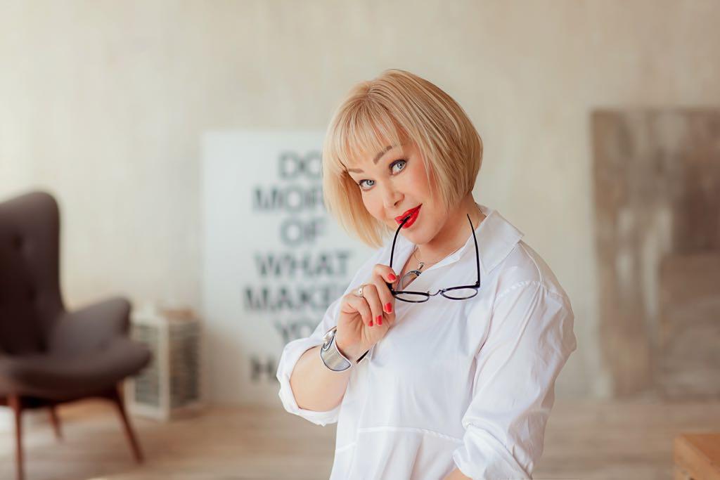 """Ольга Спиркина: """"Авторский стиль хорошо иметь во всём"""""""