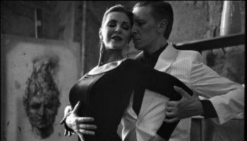 Аргентинское танго в центре Москвы