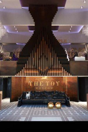 THE TOY: новый ресторан Александра Воробьева