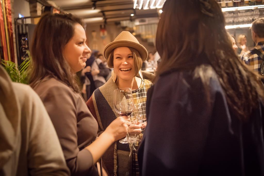 """Фестиваль вин Южной Америки в ресторане """"Простые вещи New Vintage"""""""