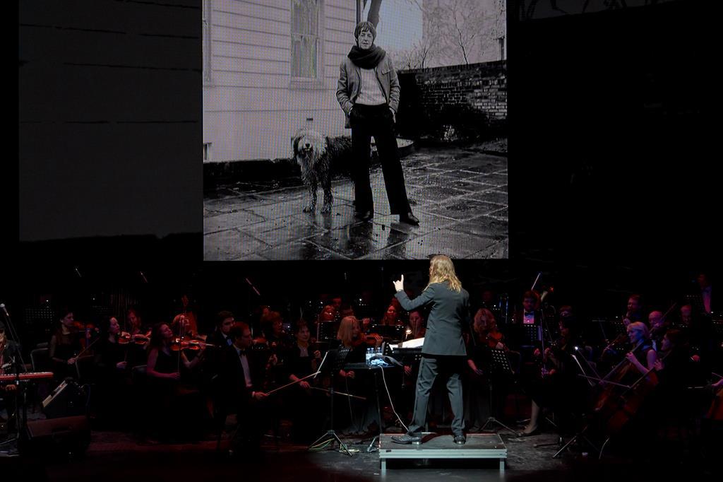Tribute in Symphony