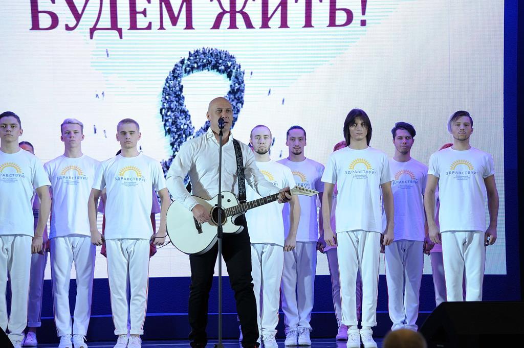 В Москве состоялась ежегодная национальная премия «Будем жить!»