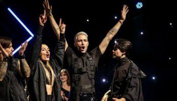Певец Маркус Рива вновь претендует представить Латвию на конкурсе «Евровидение»