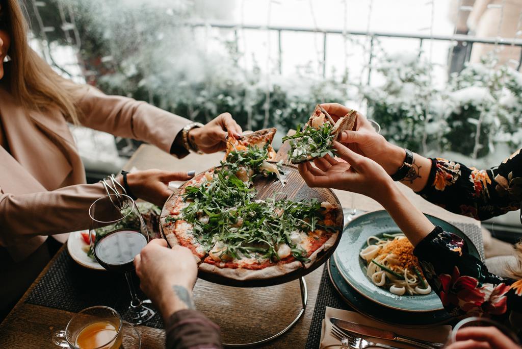 Настоящая любовь в ресторанах Il Forno Group
