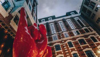 Впервые в России на Bombay Canvas by Urban Dreams покажут арт-объект с Burning Man